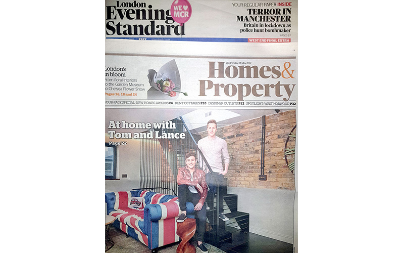 coupdeville architects evening standard tom daley dustin lance black thb