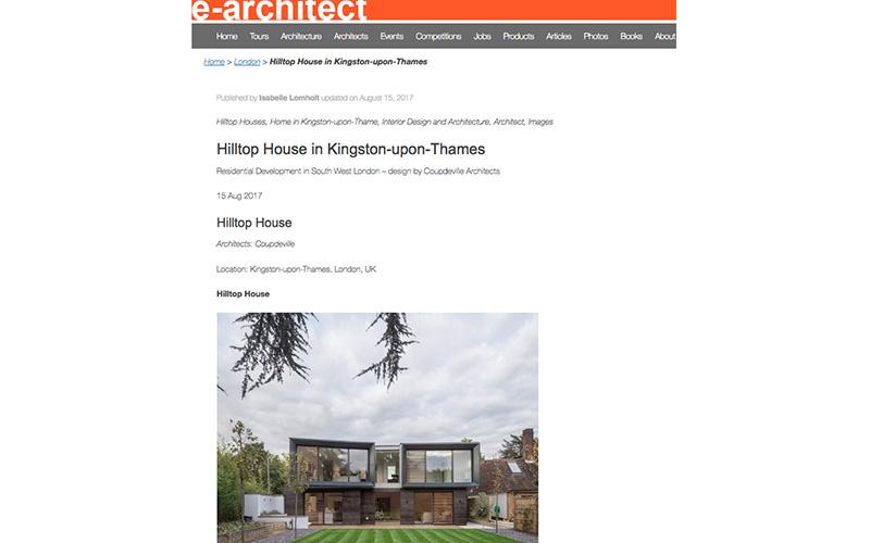 e architect Hilltop 15.08 thb